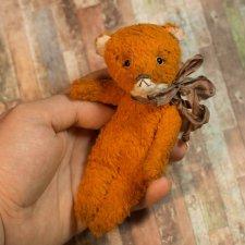 Выкройка лисенка в подарок от Марии Краевской