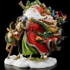 Пегги Абрамс - Причудливый Санта