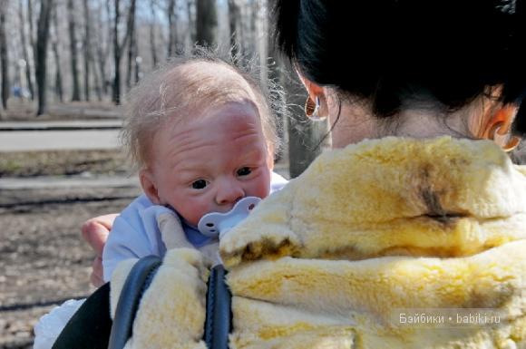 Мой сладкий трогательный малыш Вальтер. Куклы реборн Татьяны Цорн