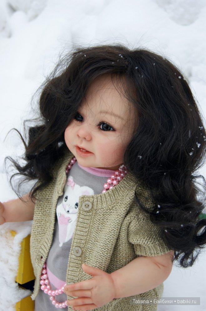 Куклы реборны девочки красивые