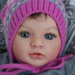 моя Джульетта, куклы реборн Татьяны Цорн