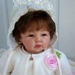 Моя девочка весна куклы реборн Татьяны Цорн