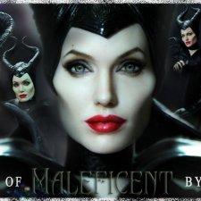 5 версий Maleficent, автор Noel Cruz