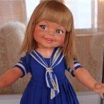 Моя кукла Гиглисс 1967 года выпуска