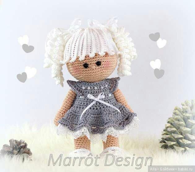 Очаровательная куколка Marrot Design