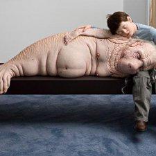 Инопланетянине от австралийской художницы Патриция Пиччинини