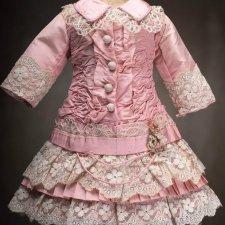 Платья для кукол, последняя четверть XIX века