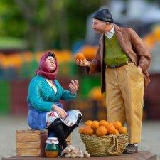 Авторские куклы ручной работы Atefeh Sharifi