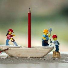 Приключение человечков Lego