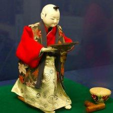 Японские старинные игрушки
