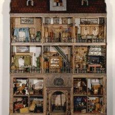 Немецкий кукольный домик 1639 года