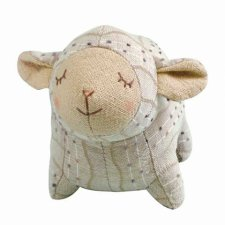 Спящая овечка с выкройкой