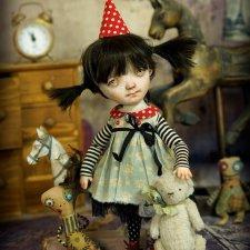Куколка Туся, Kardenchiki art dolls