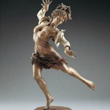 Скульптуры американского скульптора Martin Eichinger