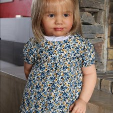 Realborn 3 year June, Bountiful Baby, автор прототипа Marie Metayer