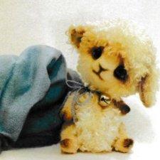 Выкройка игрушки овечки от Татьяны Суглобовой