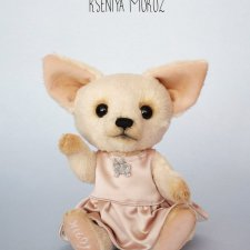 Собачка Шелли от Ксении Мороз