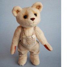 Комбинезон для авторских игрушек от Ксении Мороз