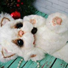 Кошечка Олли, выкройка в подарок от Натальи Кичевой