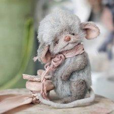 Выкройка мышонка тедди от Марики Шмидт