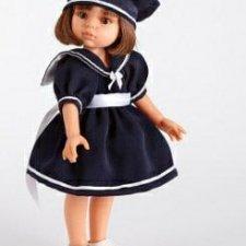 Выкройка одежды для кукол для Паола Рейна