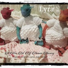 Lyra скульптора Jade Warner