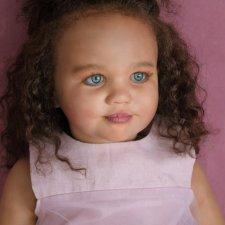 """3 year old June"" by Bountiful Baby, автор прототипа Anna Sheva"
