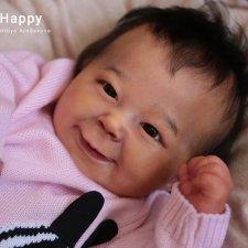 Realborn Sage Happy bountifulbaby, автор куклы Эмилия Аредакова