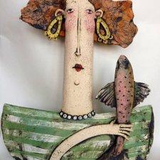 Веселая керамика Сары Сондрес