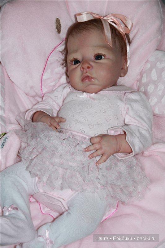 Кукла алина реборн