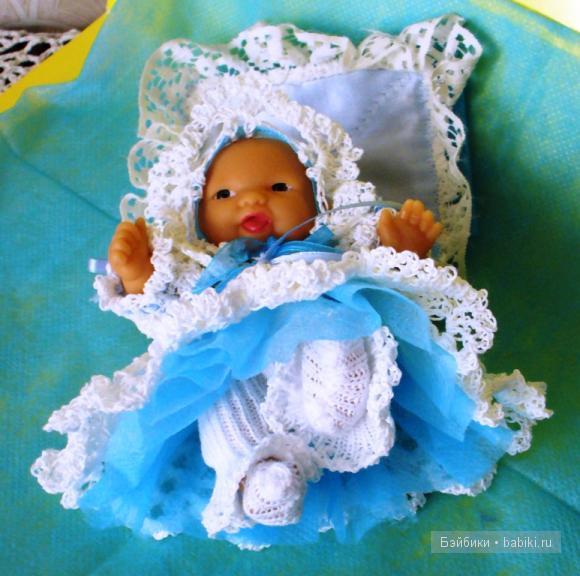 платьице для куклы