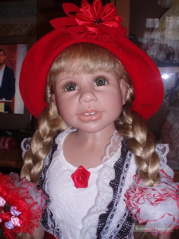 Моя красивая девочка - коллекционная кукла Мастерпис
