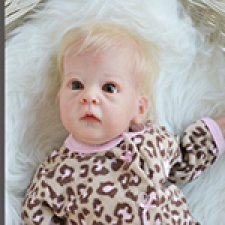 Сирша. Кукла реборн Пшеницыной Юлии