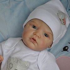 Варенька. Кукла реборн Пшеницыной Юлии