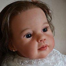 Беби Лу. Моя принцесса из молда Луиза