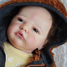 Аттикус . Кукла реборн Пшеницыной Юлии