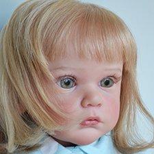 Малышка Ульяна. Кукла реборн Пшеницыной Юлии