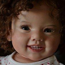 Камми. Кукла реборн Пшеницыной Юлии