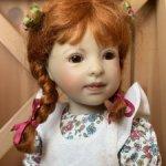 Продам Плюшечку,Heidi Plusczok doll