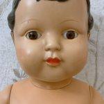Продам винтажную  целлулоидную куклу Цельба