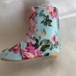 Ботинки для Руби ред