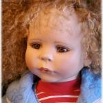 Очаровашка Ненси - коллекционная кукла от Габи Жак