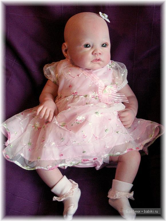 кукла реборн роми штрудом