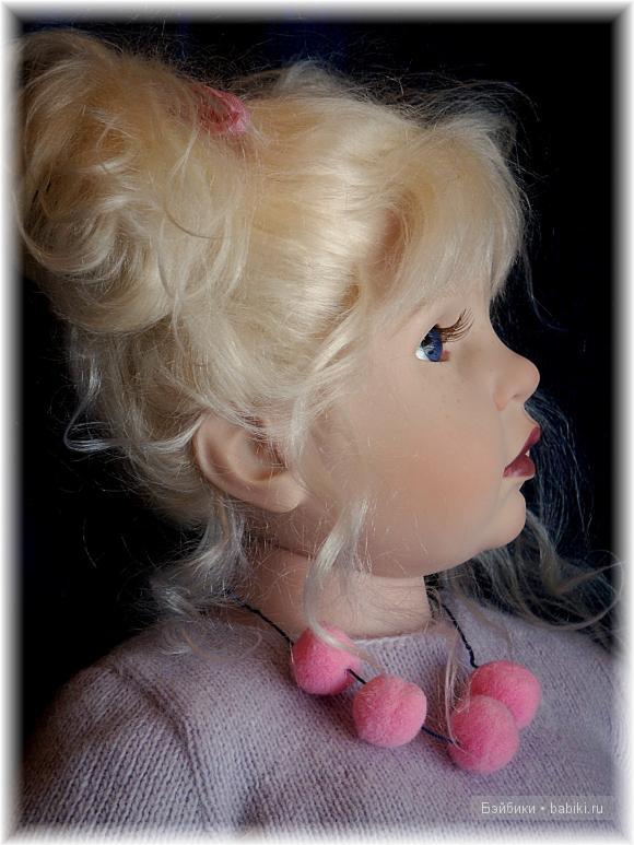 Коллекционная кукла Сузан фирмы ГЁТЦ от Hildegard Günzel