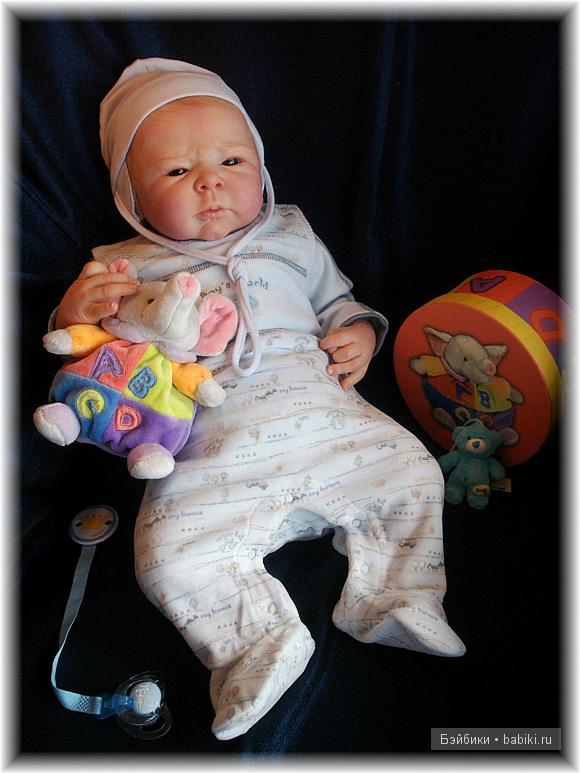 Ноэль, Барри/Сима и Эден. Куклы реборн от Adrie Stoete-Schuiteman