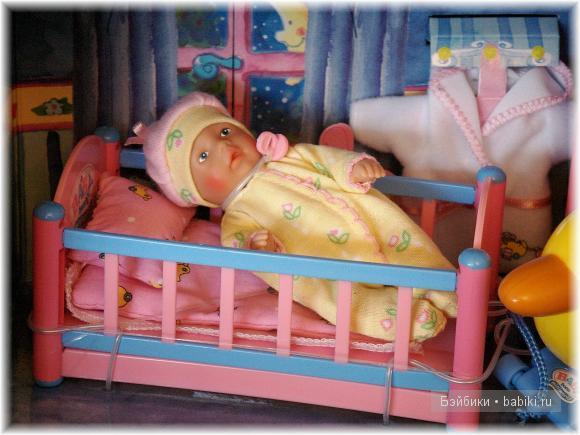Baby Born miniworld
