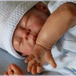 Малышка Лилли от Ульрики Галль, ООАК