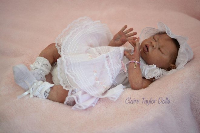 Силиконовые куклы-малыши Claire Taylor dolls (Клэр Тейлор)