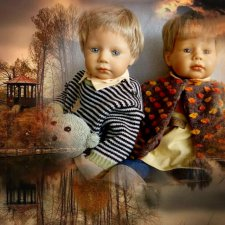 Раз Максюша, два Максюша. Коллекционные куклы от Zapf Creation
