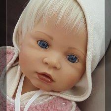 Кукла Marie от Bettine Klemm и фирмы Zapf creation